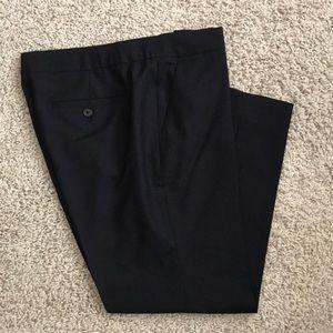 JCrew 100% Wool Cropped Pants